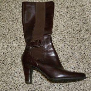 Anne Klein Shoes - AK Anne Klein leather boots